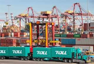 Toll brings Asia Express onto hosted platform