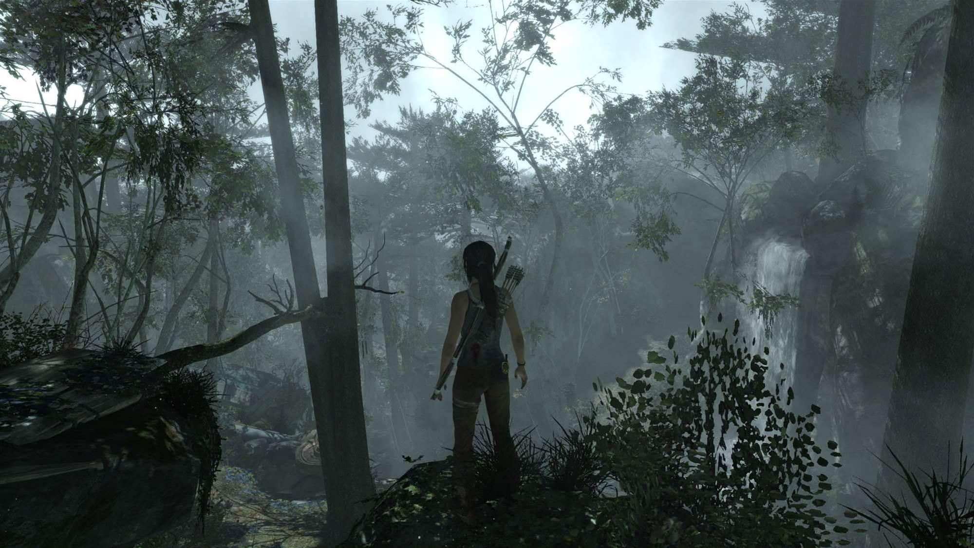 Tomb Raider versus Oni (no, not the Bungie game)
