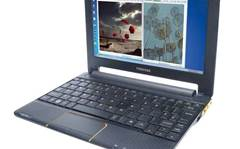Toshiba AC100 looks like a netbook, runs like a smartphone
