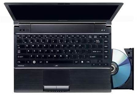 Toshiba Portege R700, a supremely portable laptop with Core i5 and a DVD drive