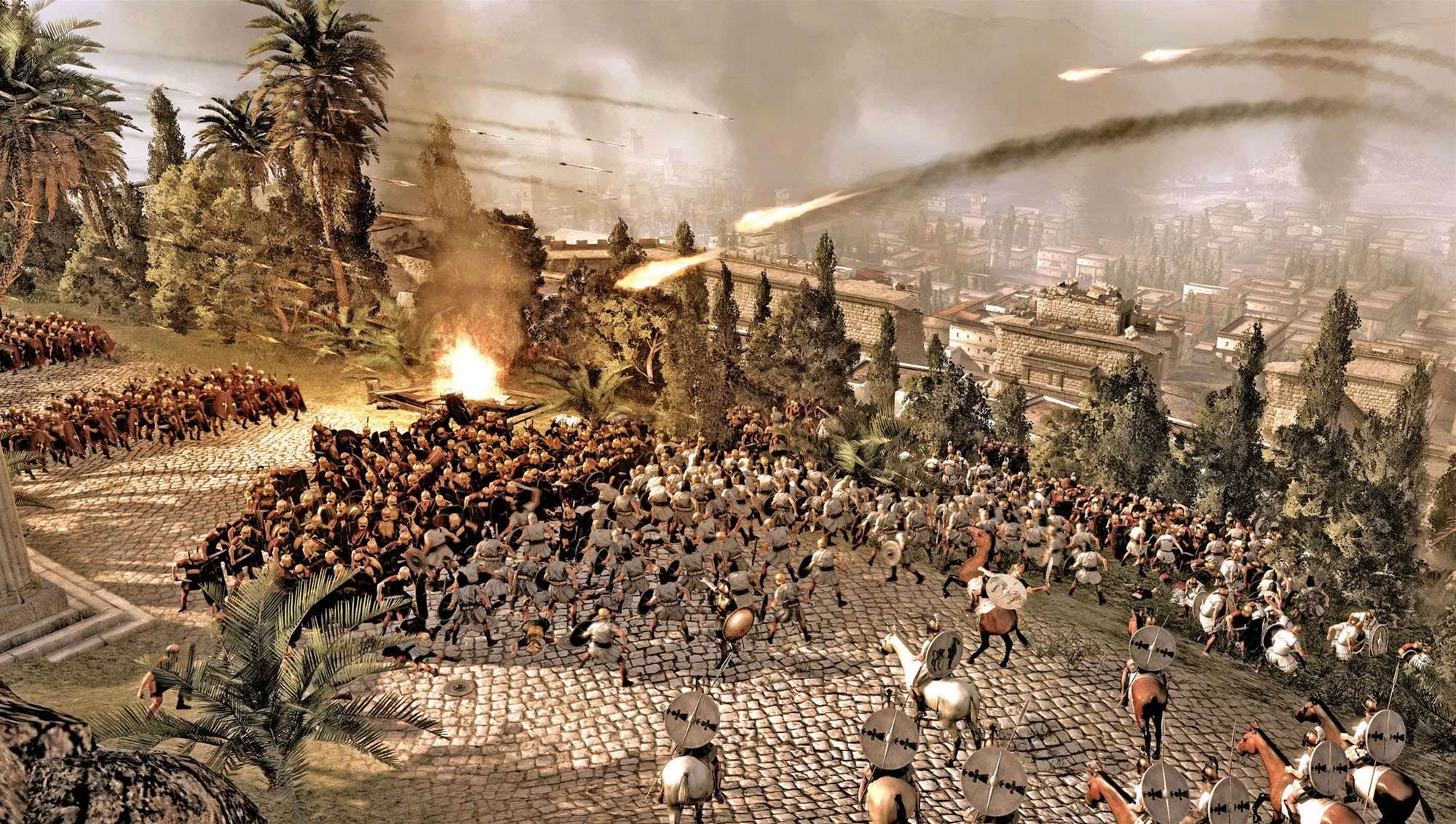 Review: Total War: Rome II