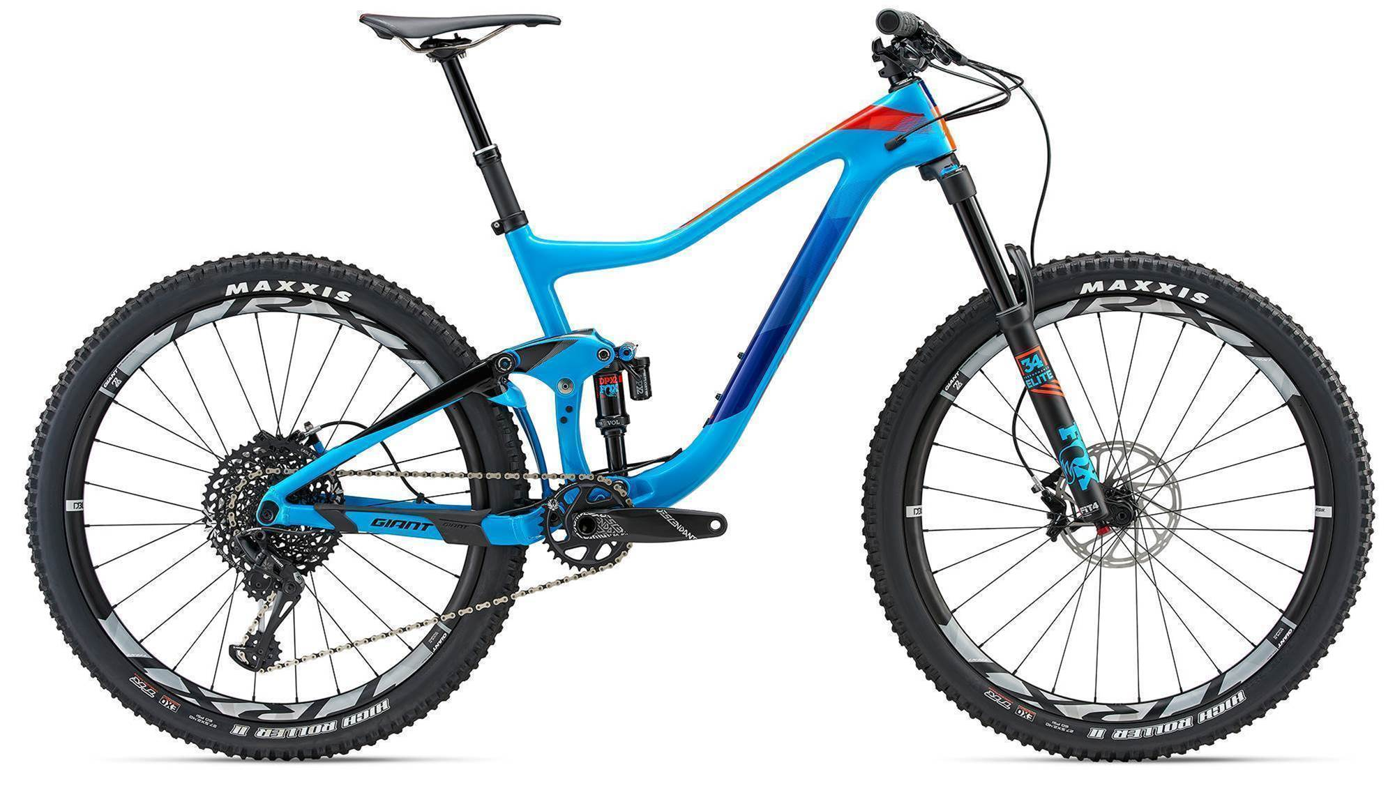 Giant's 2018 MTB range is the best yet
