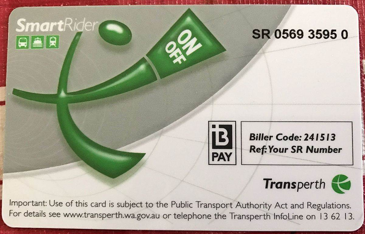 WA govt wants smartphone, card payments for SmartRider system
