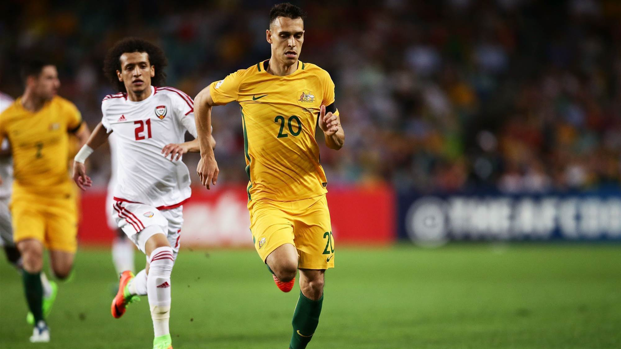 Sainsbury: Why Ange's system works