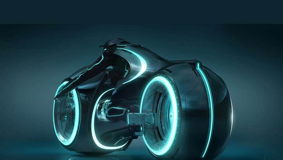Real-life Tron Lightcycle bikes for sale