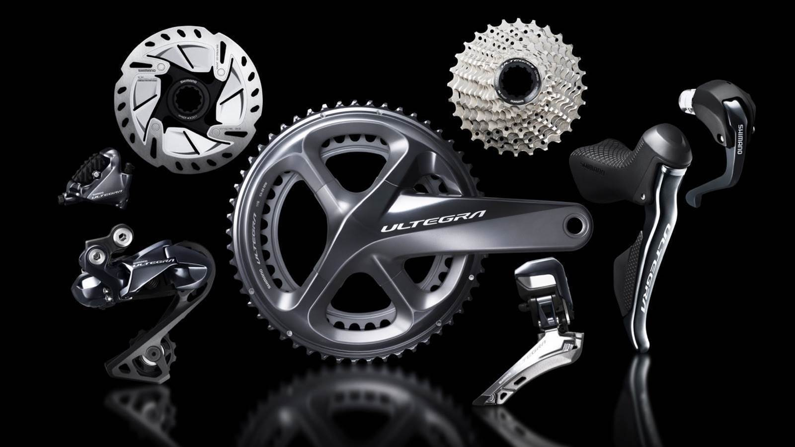 Shimano reveal R8000 - the new Ultegra group set