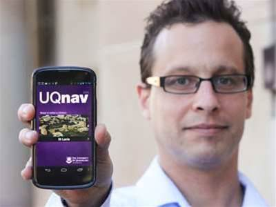 Students step up to deliver university mobile apps