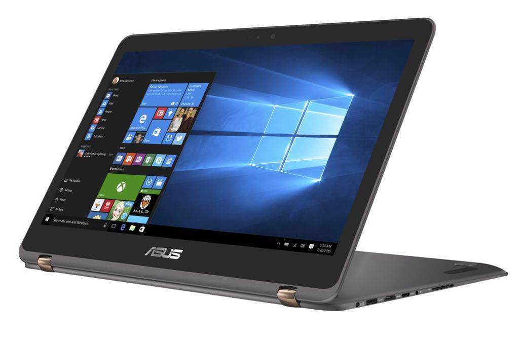 Review: Asus ZenBook Flip UX360UA convertible laptop