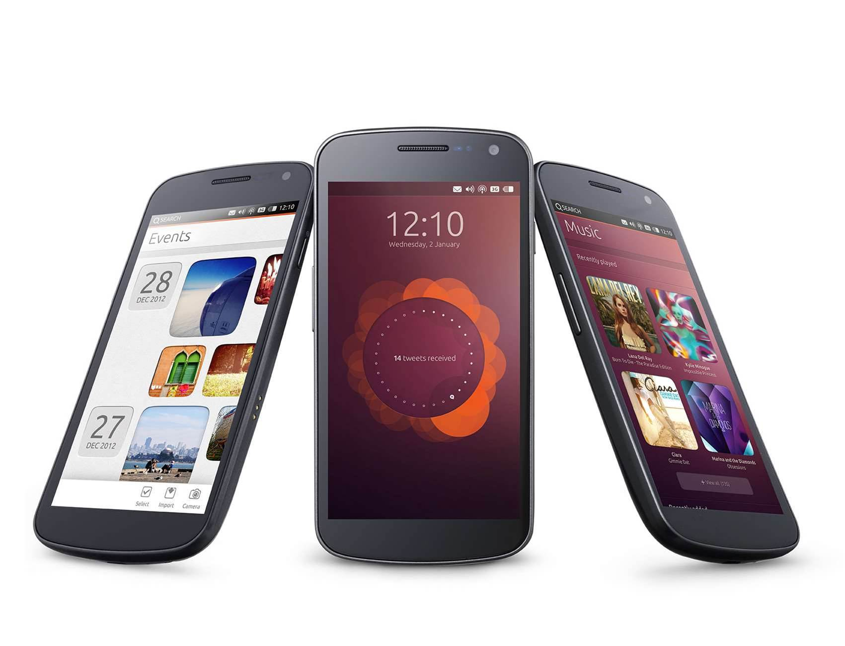 Ubuntu goes mobile, eyes business users