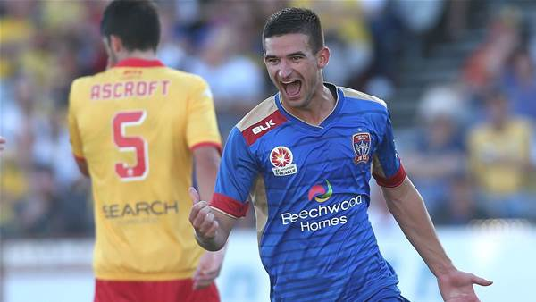Ugarkovic: Family brought me home
