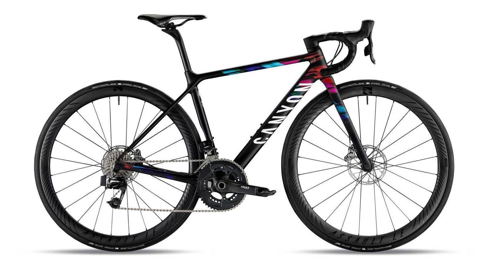 FIRST LOOK: Canyon's new women's road bike range