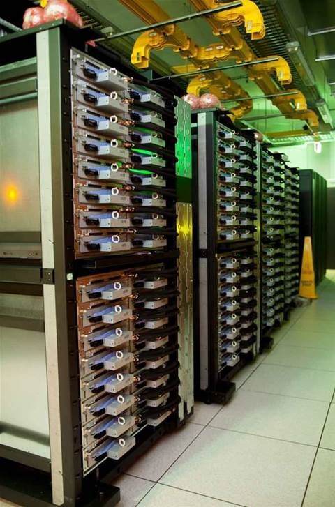Govt grant buys Victorian supercomputer two more years