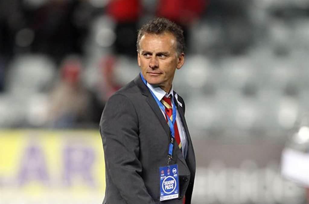 Gary van Egmond Extends Newcastle Stay