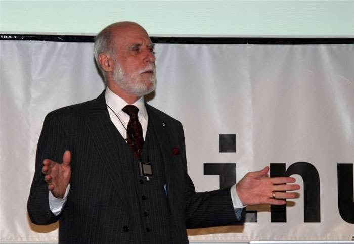 Cerf: IPV6 crisis is imminent