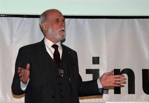 "IEEE moves on Cerf's ""Intercloud"""