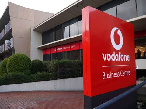 Vodafone tries (again) for small business love