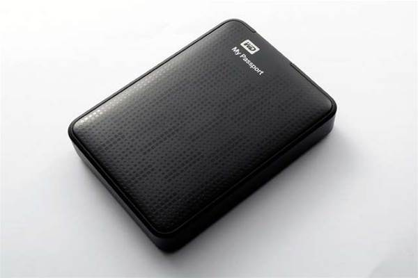 Product Brief: WD My Passport 2TB