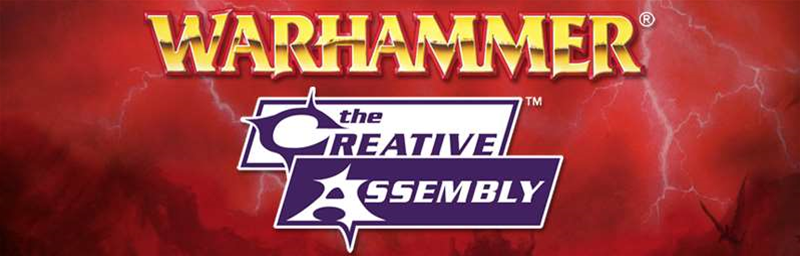 Creative Assembly signs on for Warhammer games!