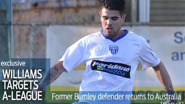 Ex-Burnley defender targets A-League deal