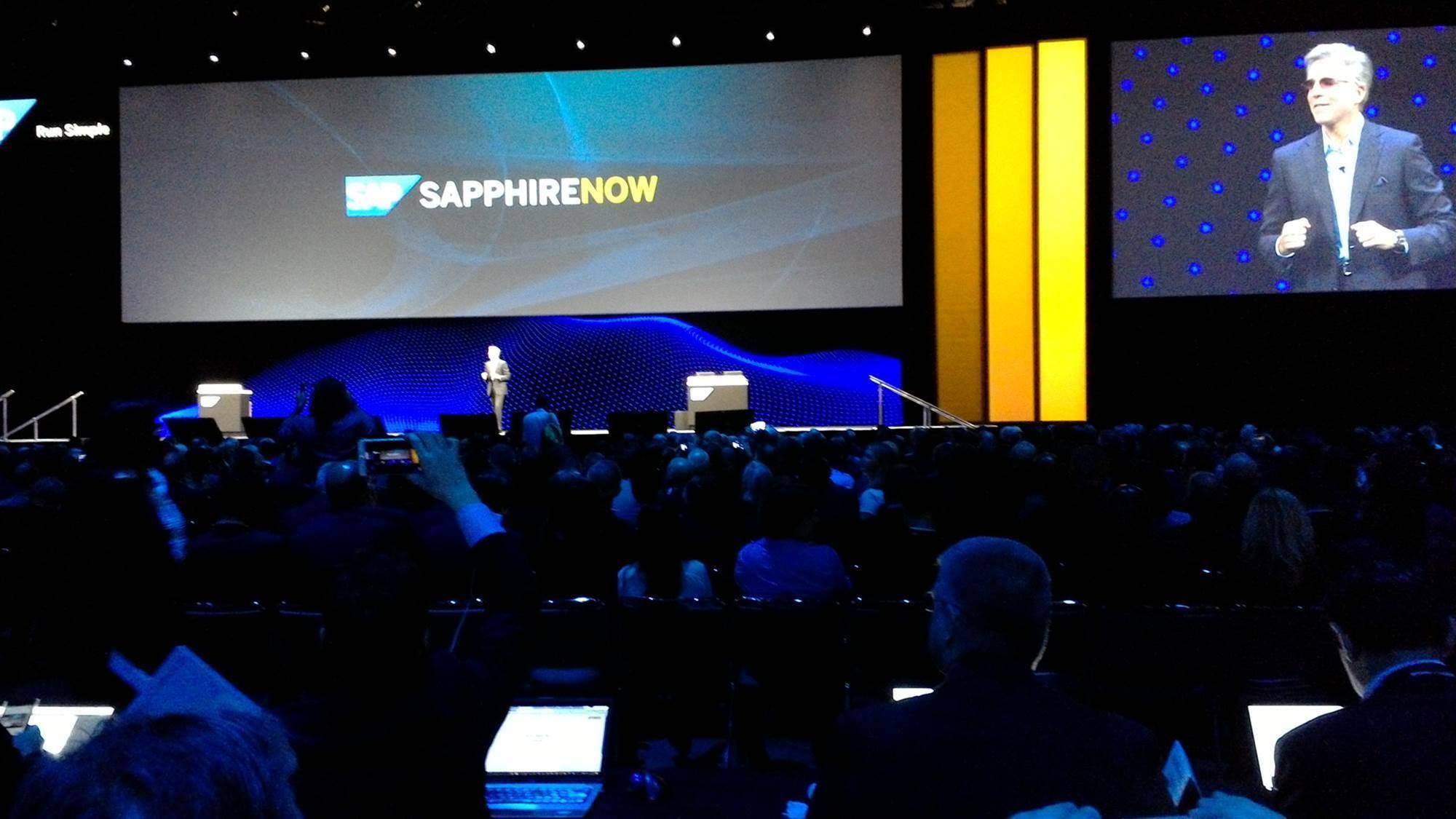 SAP backs its PaaS onto three public clouds
