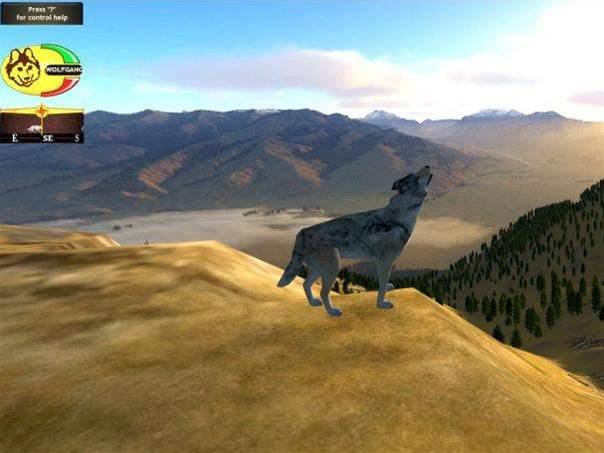 Free Game of the Week: WolfQuest 2.5