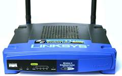 Hole found in Linksys routers