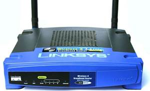 Cisco offloads Linksys to Belkin