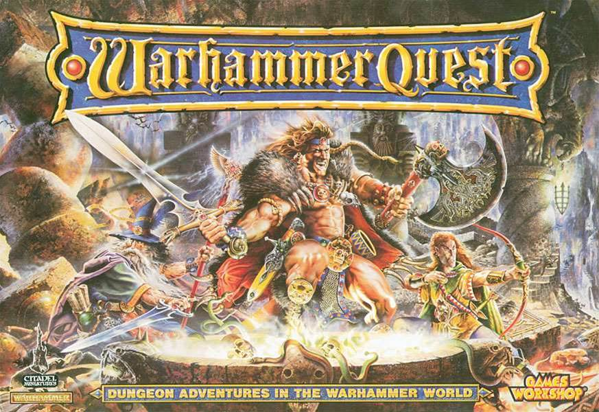 Games Workshop continues to embrace iPad with Warhammer Quest