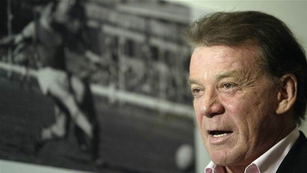 Football institute continues Johnny Warren's Legacy