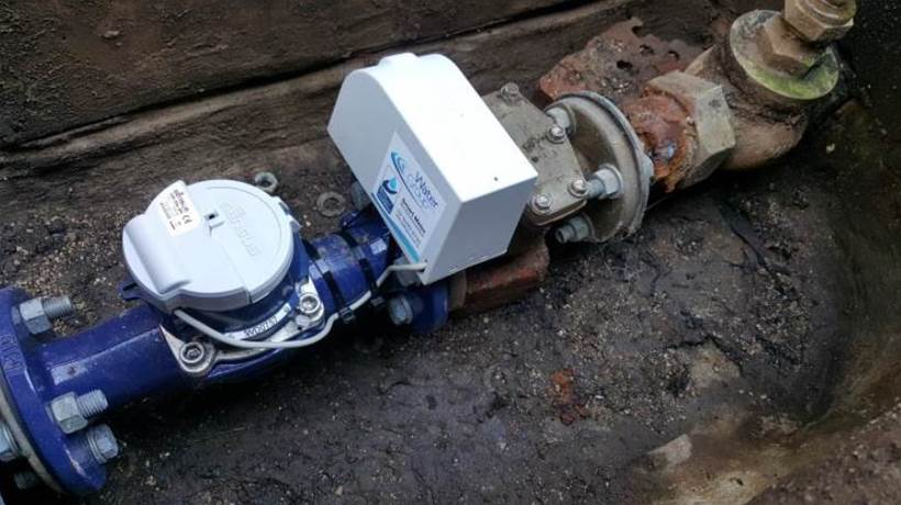 WaterGroup teams with Thinxtra for smart water meters