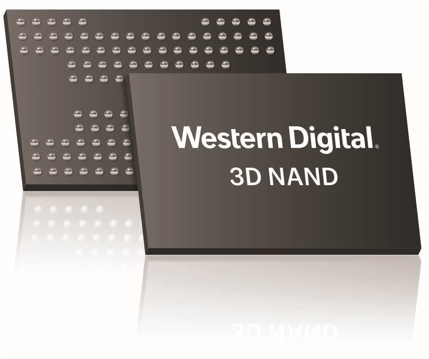 WD announces 96-layer 3D NAND breakthrough