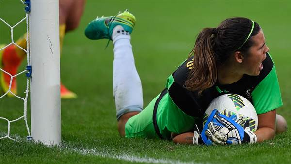 Matildas Hero: This is devastating