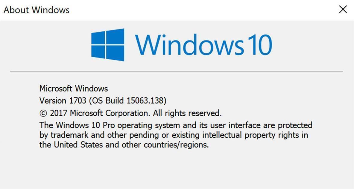Windows 10 Creators Update arrives today