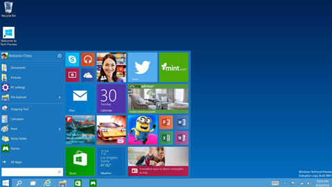 Windows 10 to launch in seven editions