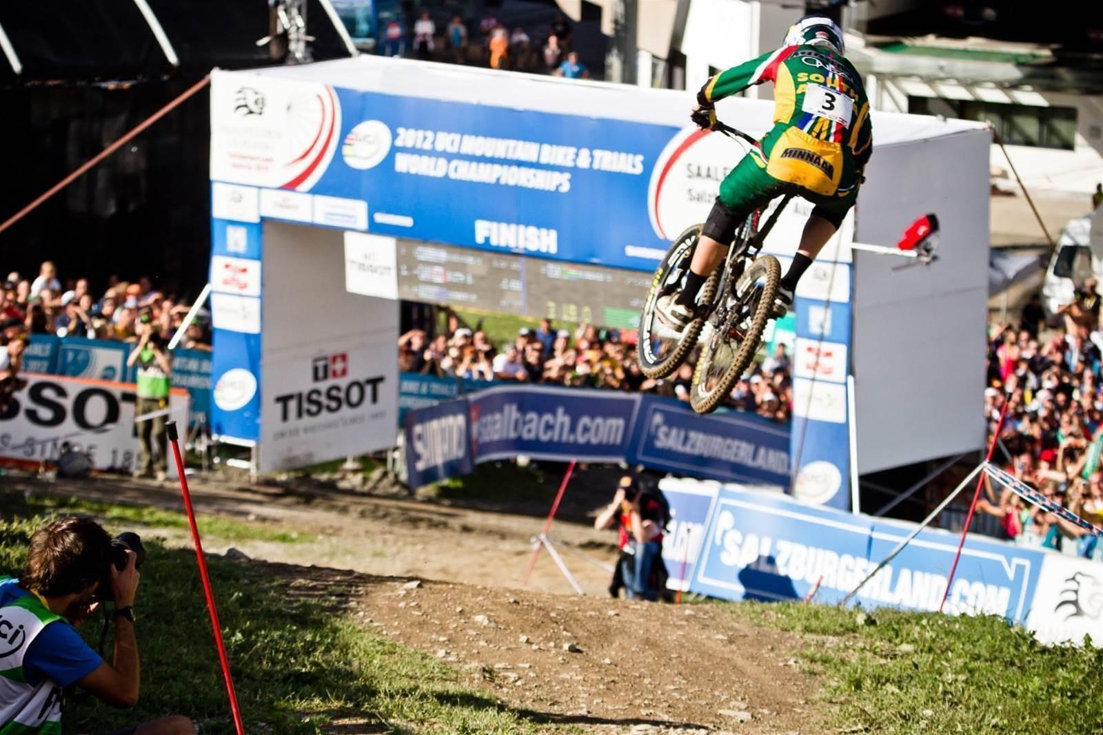 2020 Downhill World Championships head to Saalfelden Leogang