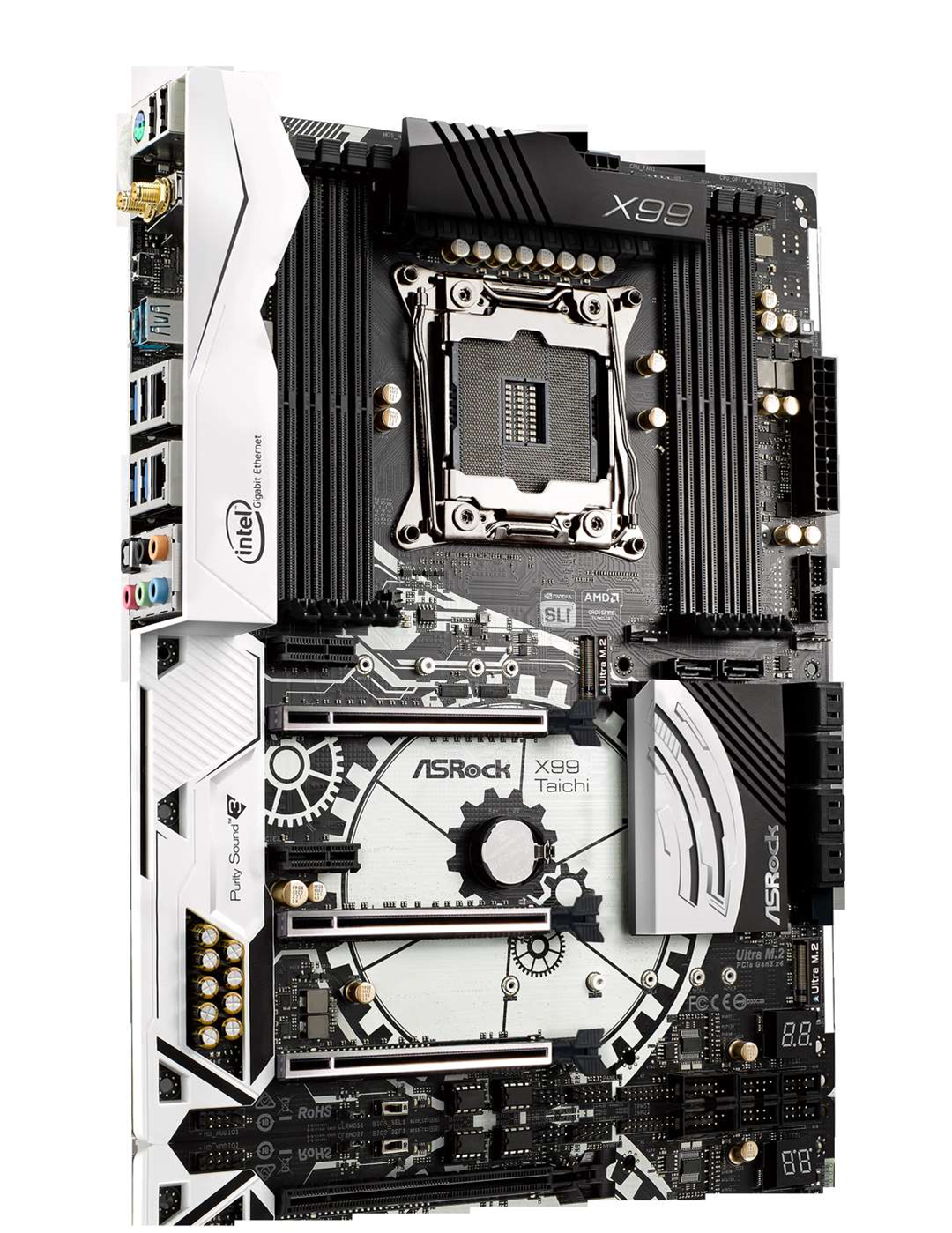 Asrock releases a whole mess of stuff at Computex - motherboards, VR systems, and even... lightbulbs