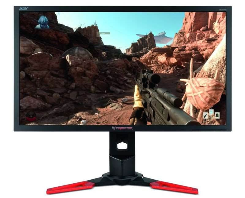 Review: Acer's Predator XB1 XB281HK is a disappointment