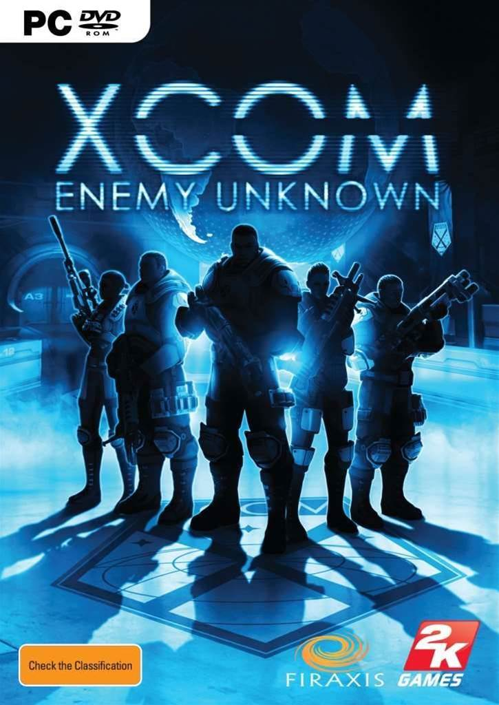 Play XCOM: Enemy Unknown at Atomic HQ!