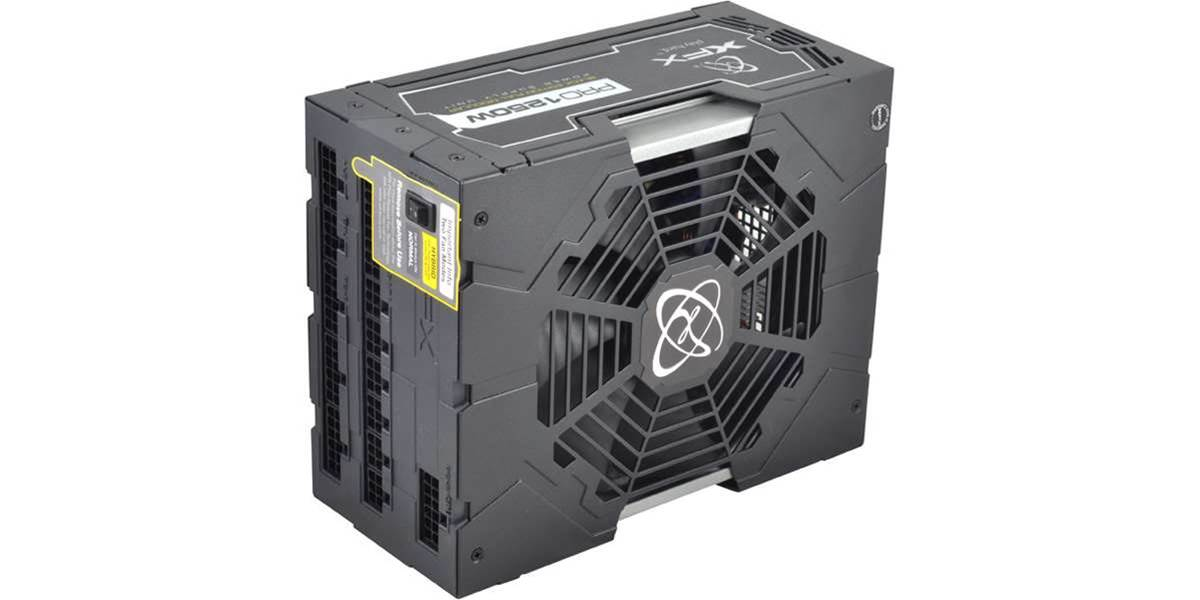 XFX's Pro Series 1250W Black Edition - pricey but powerful