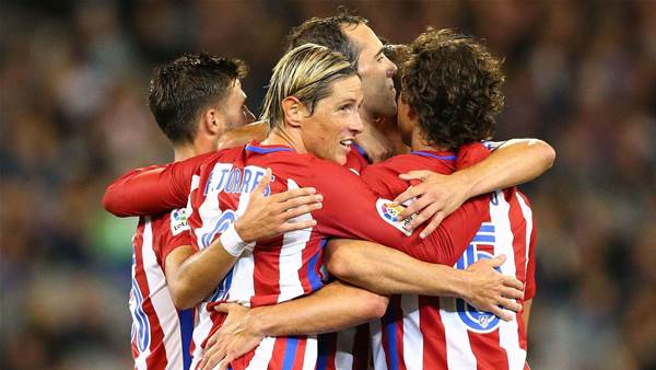 Torres takes Victory 'very seriously'