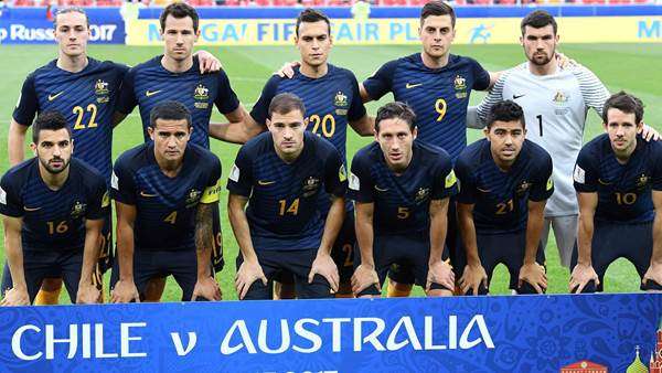 Match analysis: Australia v Chile