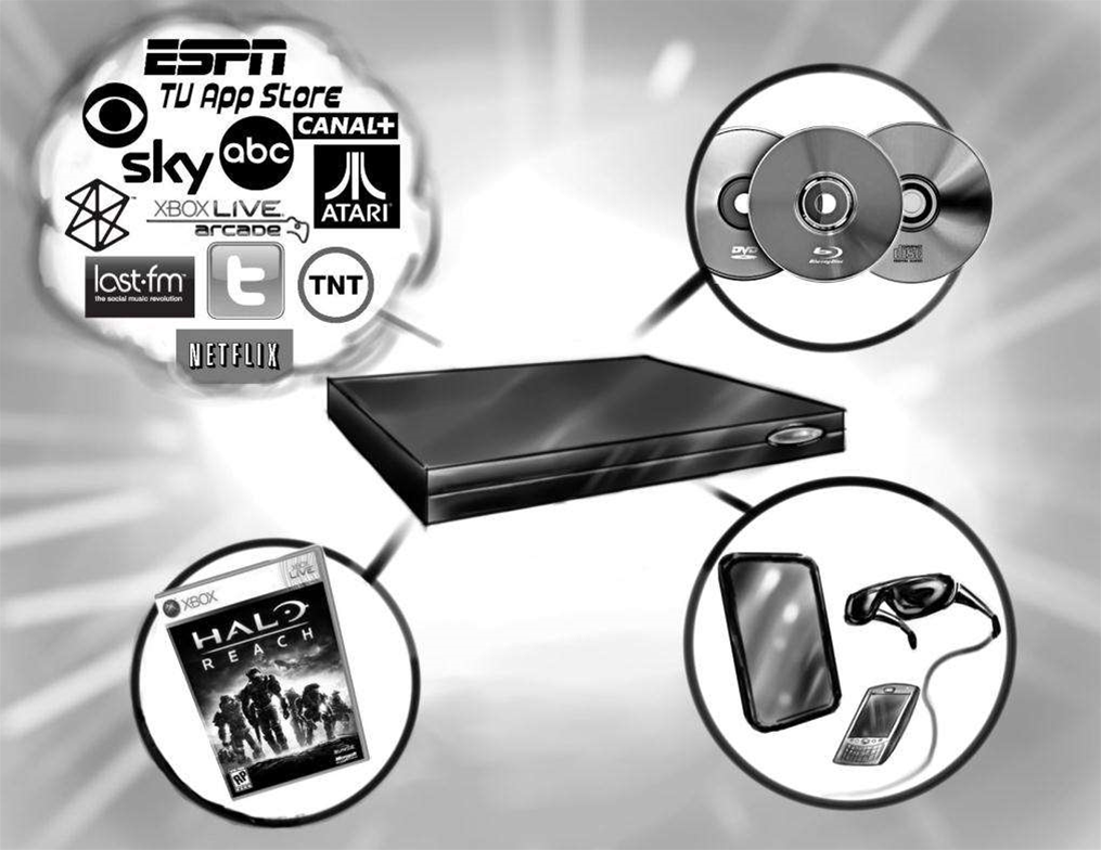 Microsoft Shows Off Some Big Ideas for Xbox 720