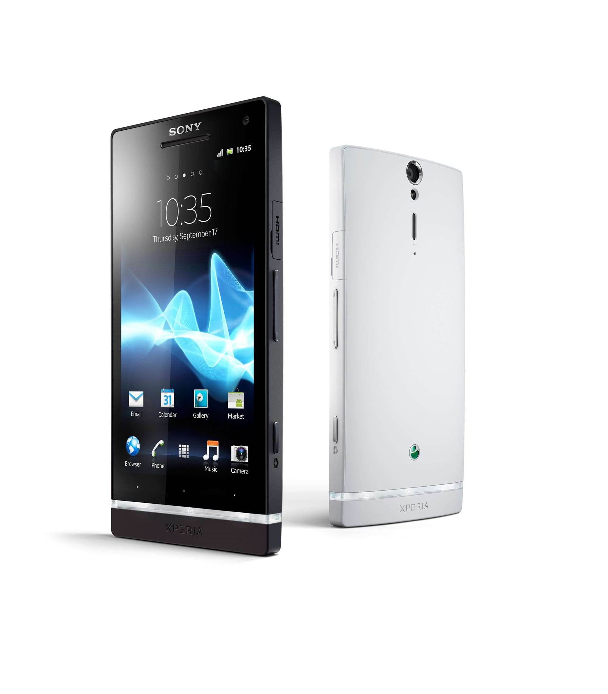 Reviewed: Sony Xperia S smartphone