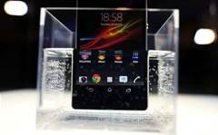 First look: Sony Xperia Z