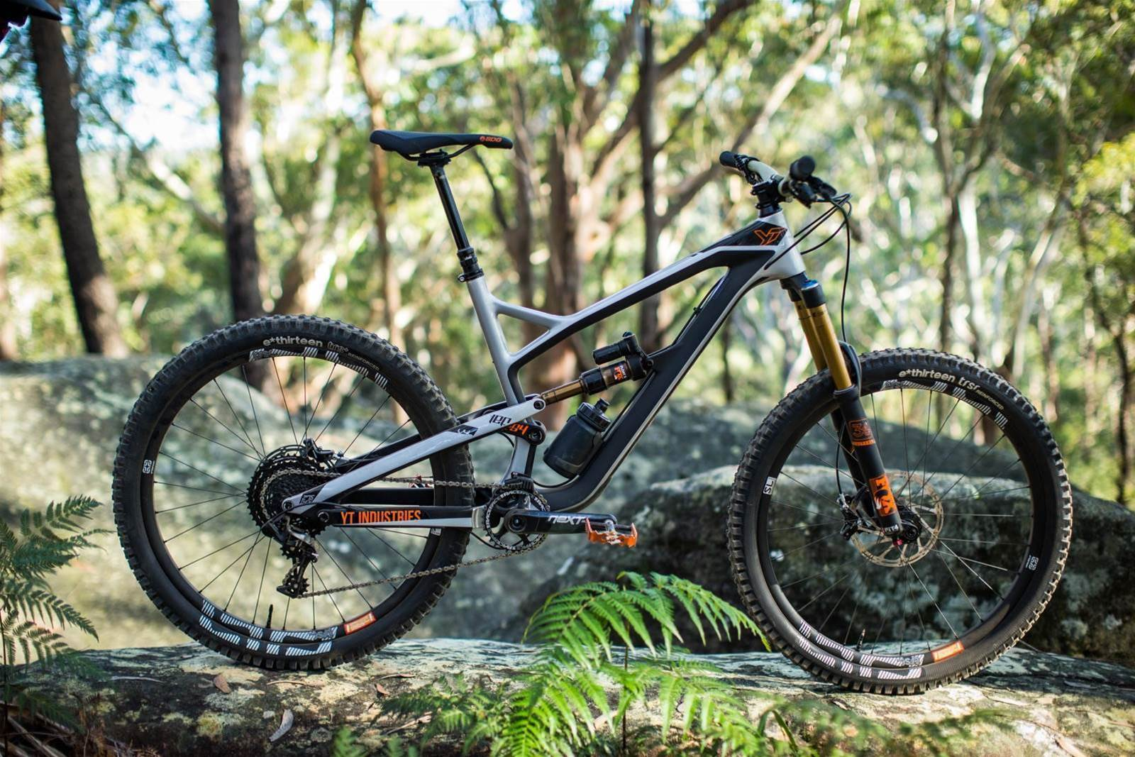 FIRST LOOK: YT Jeffsy Pro Race 27
