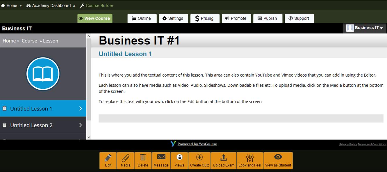 Add online training to your business portfolio