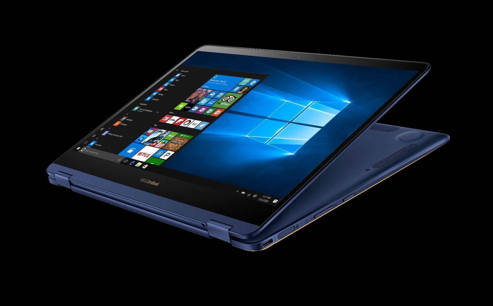 Review: Asus ZenBook Flip S UX370UA