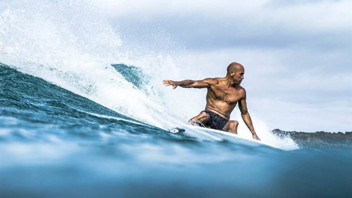 Watch: Kelly Slater - Continuance