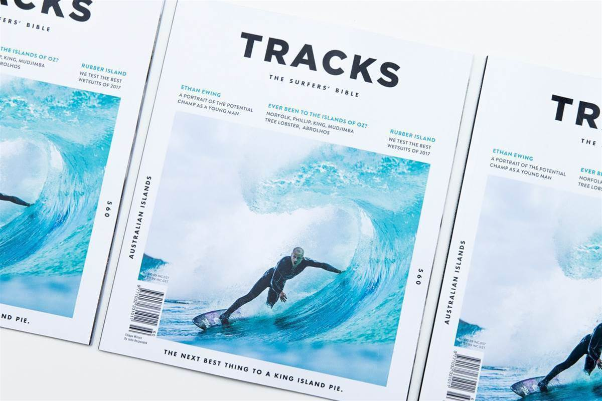 Tracks #560 | On Sale Now!