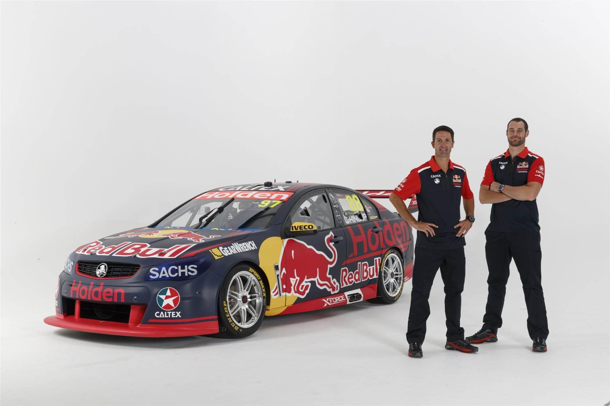 Red Bull HRT livery revealed